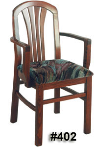 fanback Arm chair #402