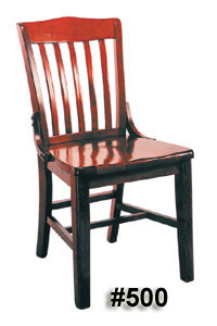 schoolhose chair #500